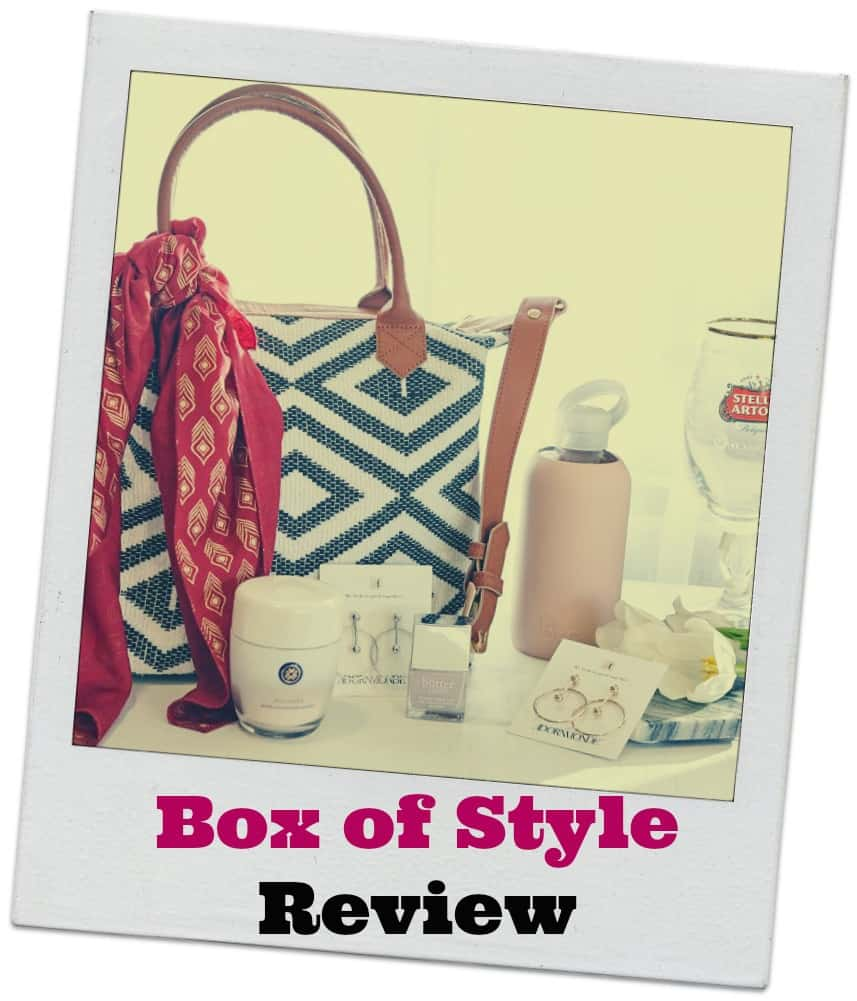 Box of Style Review: Hands on with The Zoe Report Box of Style Subscription