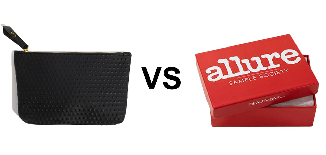Ipsy vs Allure - Which Should You Pick and Why? - Subscriboxer