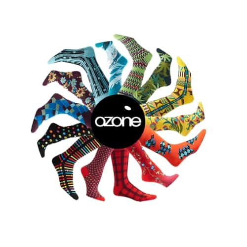 I love Ozone Socks!
