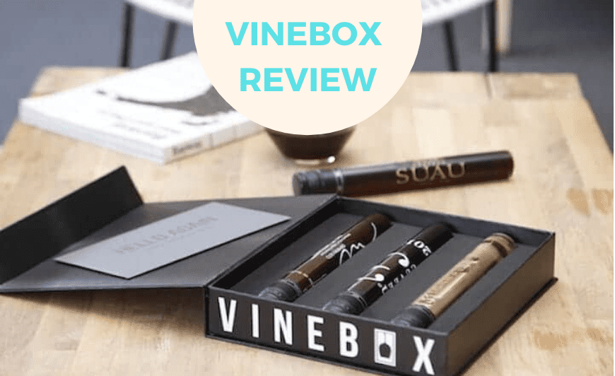 VINEBOX REVIEW