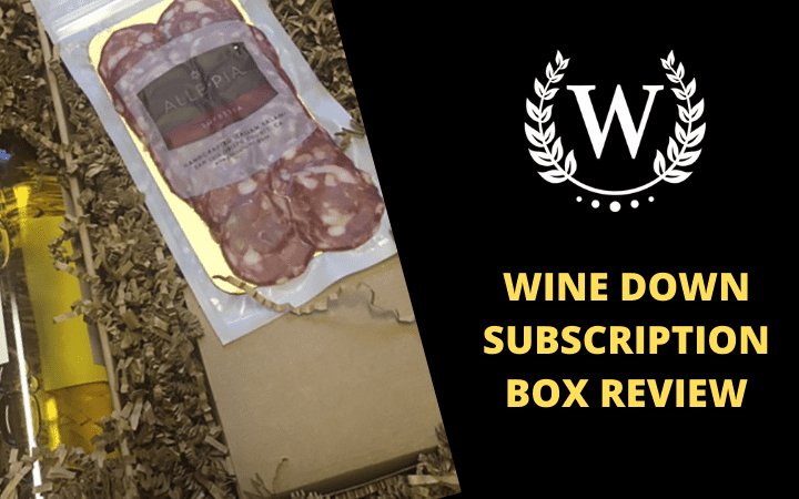 wine down subscription box review
