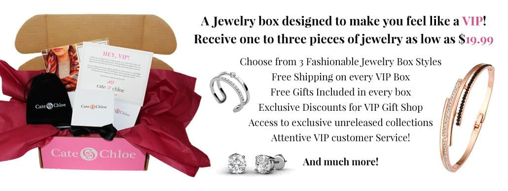 Check out our Monthly VIP Jewelry Subscription Box